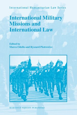 Cover International Military Missions and International Law