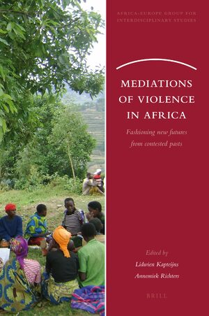 Cover Mediations of Violence in Africa