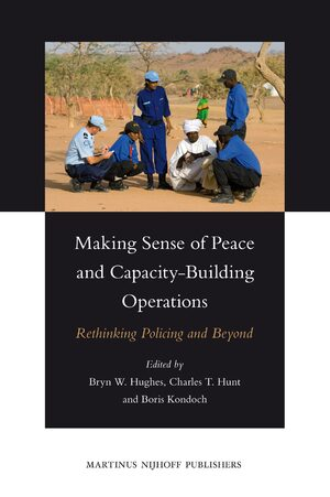 Cover Making Sense of Peace and Capacity-Building Operations