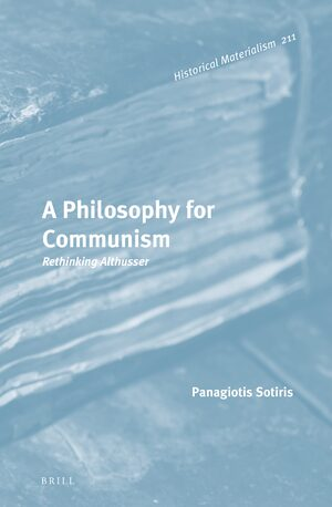 Cover A Philosophy for Communism