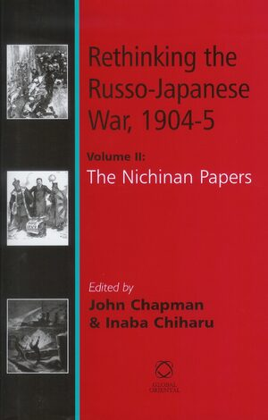 Cover Rethinking the Russo-Japanese War, 1904-5