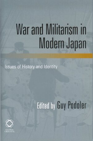 Cover War and Militarism in Modern Japan
