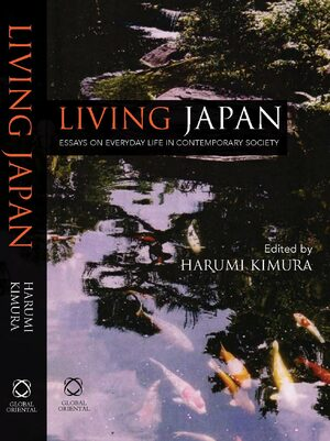 Cover Living Japan
