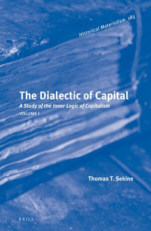 Cover The Dialectic of Capital (2 vols.)