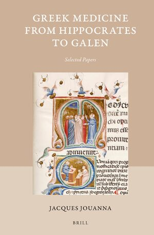 Cover Greek Medicine from Hippocrates to Galen