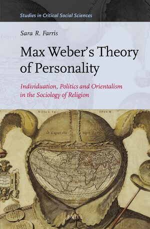 Cover Max Weber's Theory of Personality