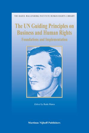 Cover The UN Guiding Principles on Business and Human Rights
