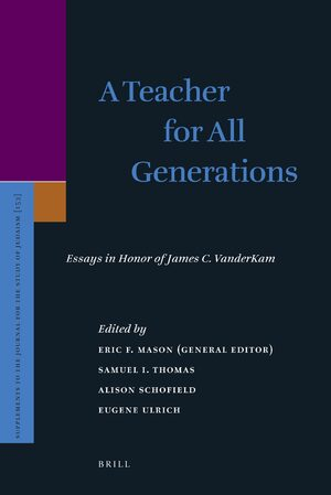 Cover A Teacher for All Generations (2 vols.)