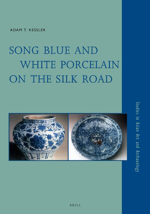 Cover Song Blue and White Porcelain on the Silk Road