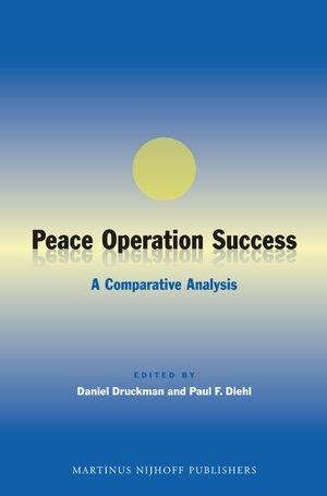 Cover Peace Operation Success