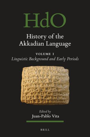 Cover History of the Akkadian Language (2 vols)
