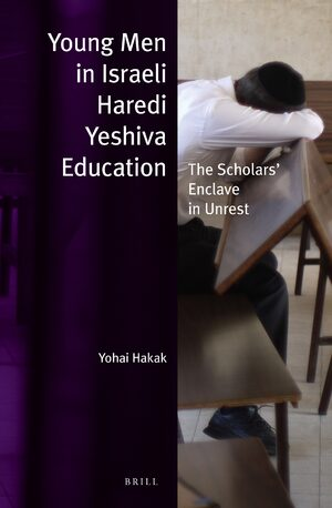 Cover Young Men in Israeli Haredi Yeshiva Education