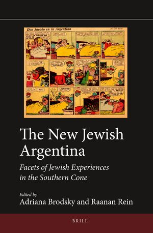 Cover The New Jewish Argentina