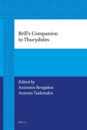 Cover Brill's Companion to Thucydides (2 vol. set)