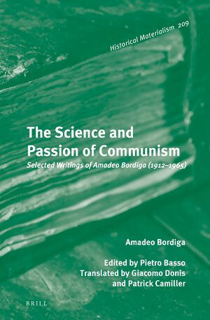 Cover The Science and Passion of Communism