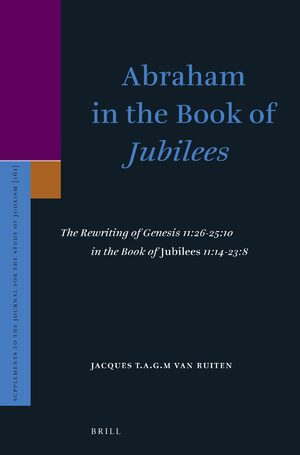 Cover Abraham in the Book of <i>Jubilees</i>