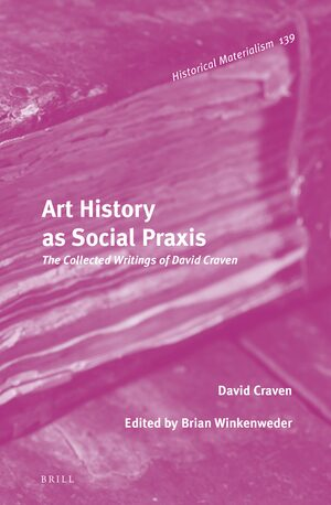 Cover Art History as Social Praxis