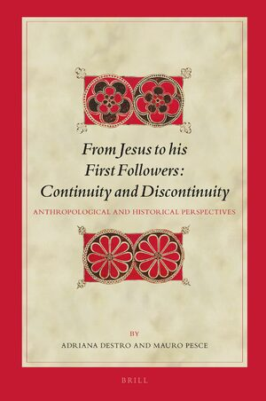 Cover From Jesus to his First Followers: Continuity and Discontinuity