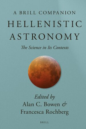 Cover Hellenistic Astronomy