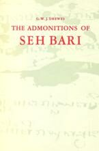 Cover The Admonitions of Seh Bari