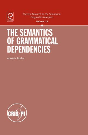 Cover The Semantics of Grammatical Dependencies