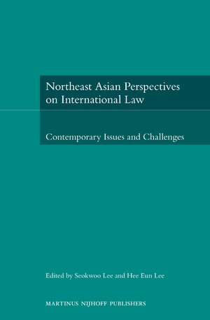 Cover Northeast Asian Perspectives on International Law