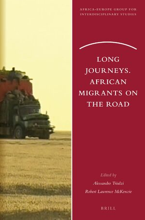 Cover Long Journeys. African Migrants on the Road