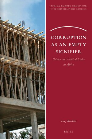 Cover Corruption as an Empty Signifier