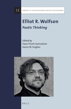 Cover Elliot R. Wolfson: Poetic Thinking