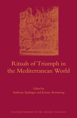 Cover Rituals of Triumph in the Mediterranean World
