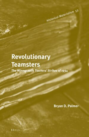 Cover Revolutionary Teamsters