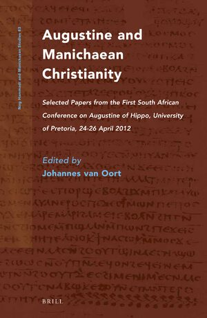 Cover Augustine and Manichaean Christianity