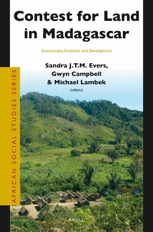 Cover Contest for Land in Madagascar