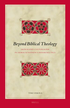 Cover Beyond Biblical Theology