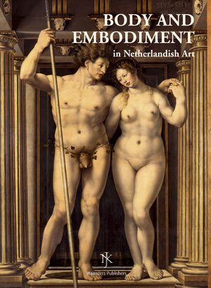Cover Netherlands Yearbook for History of Art / Nederlands Kunsthistorisch Jaarboek 58 (2007/2008)