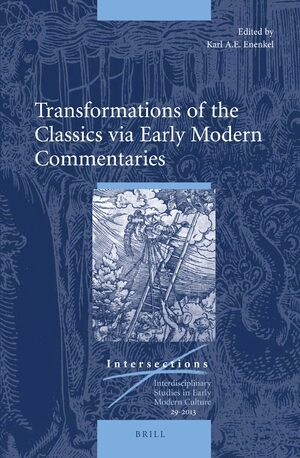 Cover Transformations of the Classics via Early Modern Commentaries