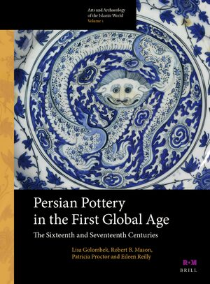 Cover Persian Pottery in the First Global Age