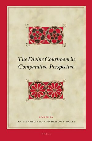 Cover The Divine Courtroom in Comparative Perspective