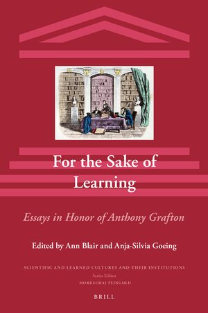 Cover For the Sake of Learning