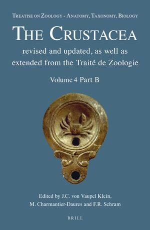Cover Treatise on Zoology - Anatomy, Taxonomy, Biology. The Crustacea, Volume 4 Part B