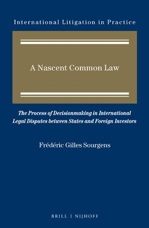 Cover A Nascent Common Law
