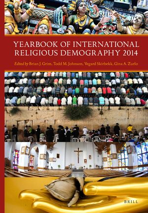 Cover Yearbook of International Religious Demography 2014