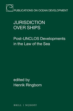 Cover Jurisdiction over Ships