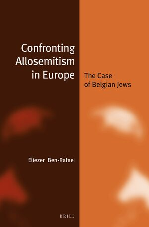 Cover Confronting Allosemitism in Europe