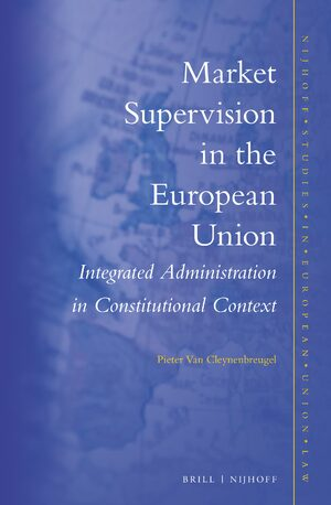 Cover Market Supervision in the European Union