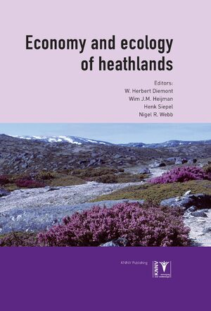 Cover Economy and Ecology of Heathlands