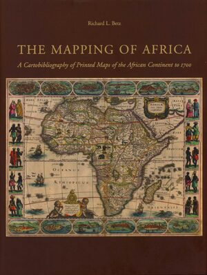 Cover The Mapping of Africa