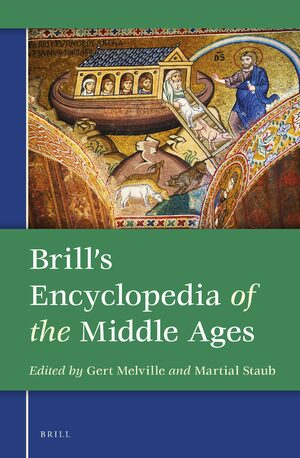 Cover Brill's Encyclopedia of the Middle Ages (2 vols.)