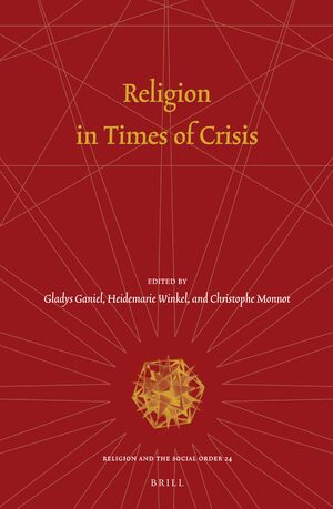 Cover Religion in Times of Crisis