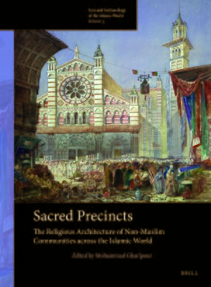 Cover Sacred Precincts